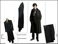 Sherlock Holmes Cape Coat Only Cosplay Costume