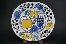"""Paratiisi by ARABIA OF FINLAND 9 7/8"""" wide Oval Dinner Plate"""