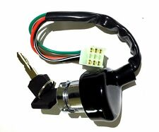 KEYSWITCH STARTER SWITCH IGNITION 6 WIRE 150CC 250CC 300CC 2 SEATER GO CARTS