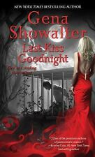 NEW - Last Kiss Goodnight: An Otherworld Assassin Novel 2012 Paranormal Romance