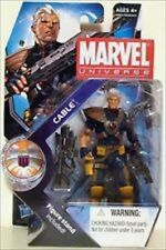 MARVEL UNIVERSE SERIES 3 #007 CABLE 3.75 INCH FIGURE