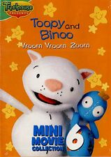NEW DVD // TREEHOUSE // TOOPY AND & BINOO // VROOM VROOM ZOOM // MINI MOVIE #6