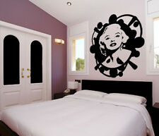 MARILYN MONROE NORMA JEAN VINTAGE WALL ART DECOR DECAL