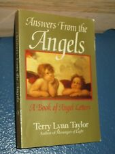 Answers from the Angels : A Book of Angel Letters by Terry L. Taylor 091581143x