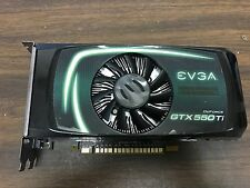 EVGA GeForce GTX550Ti Graphics Video Card 2GB GDDR5 PCI Express