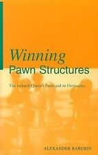 Winning Pawn Structures by Alexander Baburin (2003, Paperback)