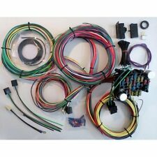 universal ford wiring harness 21 circuit ez wiring harness chevy mopar ford hotrods universal x long wires