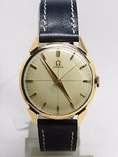 Montre oméga  en or gold 18k cal 284 vers  1958