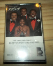 Gladys Knight and The Pips The One and Only Cassette