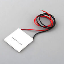40mm 12V 60W TEC1-12705 coolling Thermo Electric Generator Peltier Cooler