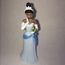 Disney Store Authentic TIANA FIGURINE Cake TOPPER PRINCESS and the FROG NEW a