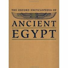 The Oxford Encyclopedia of Ancient Egypt: 002-ExLibrary