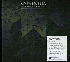 KATATONIA SANCTITUDE CD+DVD DELUXE EDITION NUOVO E SIGILLATO !!