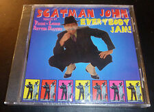 "New! SCATMAN JOHN ""Everybody Jam!"" (CD-Single 1996) Vission & Lorimer **SEALED**"