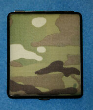 Cigarette Case                 Multicam camouflage           - Made in Germany -