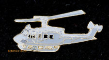 UH-1 IROQUOIS HUEY PIN US MARINES AIR FORCE NAVY ARMY HELICOPTER HELO PILOT WOW