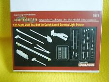 CYBER HOBBY # 3873 1:35 Scale OVM Tool Set for Czech-based German Light Panzer