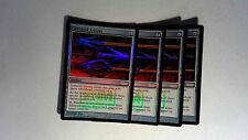 4X Serrated Arrows - DCI PROMO - * FOIL English, SEE PICTURES * MTG CARD