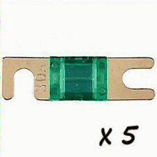 30 AMP MINI MIDI ANL FUSE (5 PACK) NEW FOR ANY MINI FUSE HOLDER