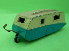 DINKY TOYS 190 CARAVAN STREAM LINE 1/43 - GOOD CONDITION -