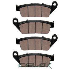 Front Brake Pads For Honda VFR750F 1988 1989 1990 1991 1992 1993 1994 1995-1998