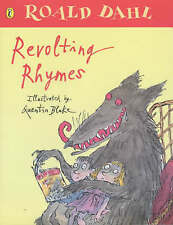 Revolting Rhymes by Roald Dahl (Paperback, 2001)