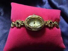 Womans Allude Watch with Mother of Pearl Face and Nice Band  B37- 642