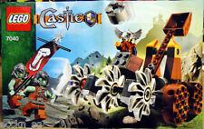 LEGO CASTLE 7040 Dwarves' Mine Defender  * Mint in sealed bag, No Box *