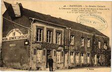 CPA  Bazeilles - La Derniéres Cartouches -Le Commandant Lamber, á la ...(224353)