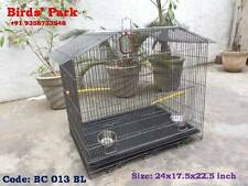 Indian manufactured cage for LoveBird Cockatiel Budgy & Finch Code No BC013 BL