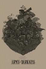 Army of Darkness - Richey Beckett - Sold Out Variant Edition of 125 - Mondo