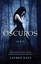 Oscuros Spanish Edition
