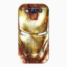 Cover Custodia Rigida per Samsung S3 e S3 Neo Movie Iron Man Artwork