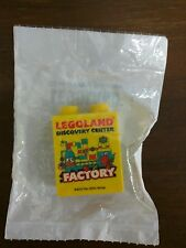 Legoland Discovery Center Factory Piece BRAND NEW SEALED