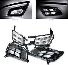 (for 2014+ Optima K5)LED DRL Daytime Running Positioning Fog Light Lamp & Cover