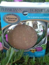 PHYSICIANS FORMULA MINERAL WEAR FACE POWDER FACE BRONZE BRIGHTENER #1102 BRONZE