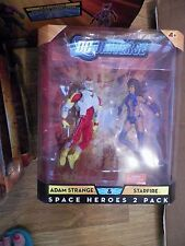 DC Universe Classics, Adam Strange and Starfire Action Figure Two-Pack, New