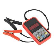 Sealey digitale batteria / alternatore Tester / Prova / diagnostica 12V-bt102