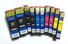 10x Tintenpatrone für Epson Expression Premium XP-615 XP-620 XP-625 610 Patronen