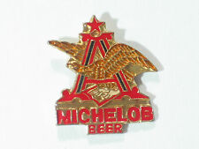 Vintage Michelob Beer with Eagle Beer Pin