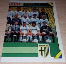 FIGURINA CALCIATORI PANINI 1993/94 PARMA SQUADRA ALBUM 1994