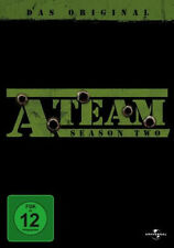 6 DVDs * A-TEAM - SEASON TWO - STAFFEL 2 # NEU OVP +