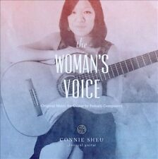 Connie Sheu-The Woman`s Voice: Original Music for Guitar By Female Compos CD NEW
