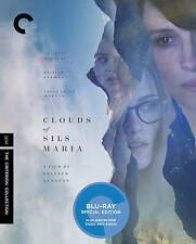Clouds of Sils Maria (Blu-ray Disc, 2016, Criterion Collection)