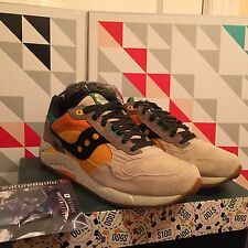 Feature Saucony G9 Shadow 5 High Roller Pumpkin Sz Las Vegas Barney $1000 Chip