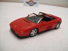 Ferrari 348 GTS Cabrio, Rot, 1989, Herpa 1:43