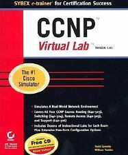 CCNP Virtual Lab (CD-ROM) with Book (Sybex E-Trainer Certification Course), Tedd