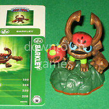 BARKLEY Skylanders Trap Team NEW figure+card+code mini Tree Rex sidekick