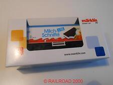 """Märklin - 44203 Kühlwagen """"Milch-Schnitte"""", NEU+OVP"""