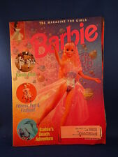 "BARBIE The Magazine For Girls  MAY/JUNE 1995 ""BUBBLE ANGEL""  KARATE Vintage RARE"
